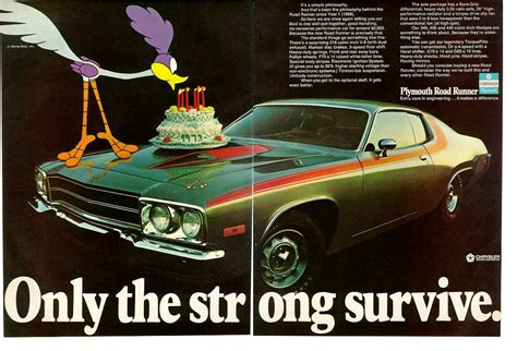 Mopar, Ads And Cars