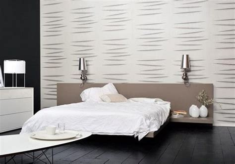 simple wallpaper bedroom ideas greenvirals style