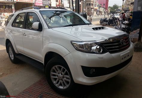Toyota Fortuner Picture by 2013 Toyota Fortuner Pictures Information And Specs