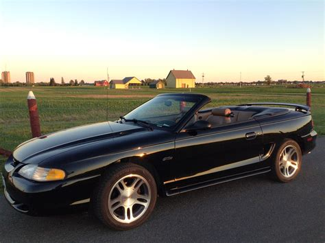 mustang gt convertible  canadian mustang owners