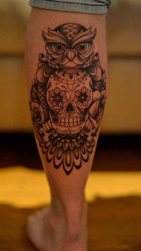 calf tattoo designs  wont  pretty designs