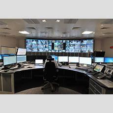 Control Room Design  Ergonomic Design For Users