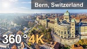 360°, Bern, Switzerland. 4К aerial video - YouTube