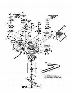 Craftsman 987889010 Parts List And Diagram