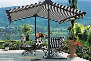 Terrassen Sonnenschutz Systeme : schattige spiel r ume nach ma ~ Markanthonyermac.com Haus und Dekorationen