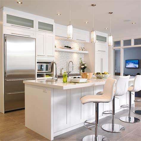 cuisine et blanc cuisines beauregard cuisine réalisation 242 cuisine
