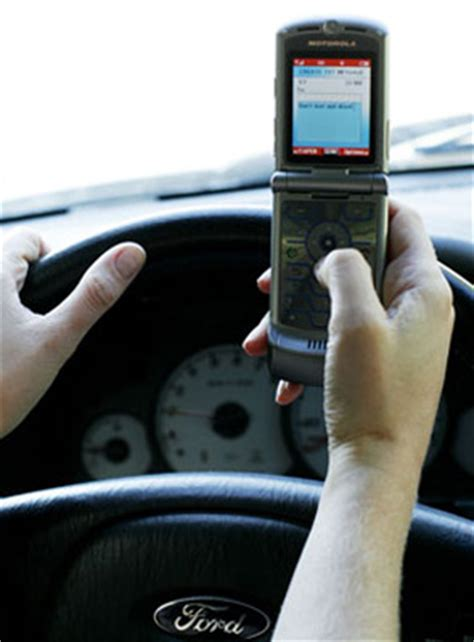 cell phone use while driving laws for cell phone use while driving enacted today