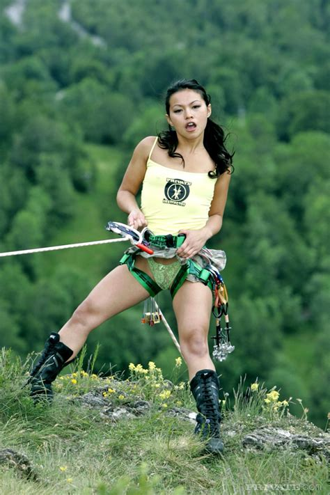 Adventure Sports And Sex With Slutty Asian Pornstar Lady