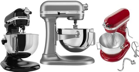 mixer kitchenaid deal stand professional series friday shipped colors offering