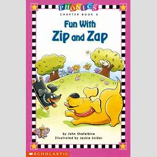 Phonics Chapter Book 3fun With Zip And Zap(b+cd