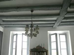 best poutres peintes gallery amazing house design With peindre des poutres au plafond 13 decapage poutres conseils des bricoleurs forum bricolage