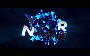 Free text smash intro template 46 cinema 4d after effects youtube for Cool intro template