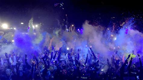 color run night official video youtube