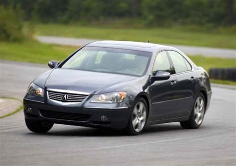 2006 Acura Rl Review by 2006 Acura Rl Auto Reviews