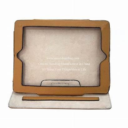 Leather Ipad Genuine Case Handbag Smart Bags