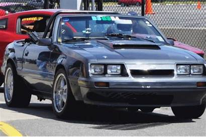 Mustang Convertible Gt 1986 86 Ford Fox