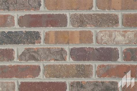 peppermill thin brick veneer manufactured by general shale