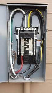 A Box Sub Panel Wiring : adding additional breakers to main panel instead of sub ~ A.2002-acura-tl-radio.info Haus und Dekorationen