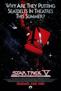 EDITORIAL: Star Trek V at 25 – TrekMovie.com