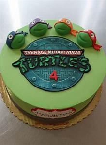 Birthday Cakes Images: Chic Teenage Mutant Ninja Turtle ...