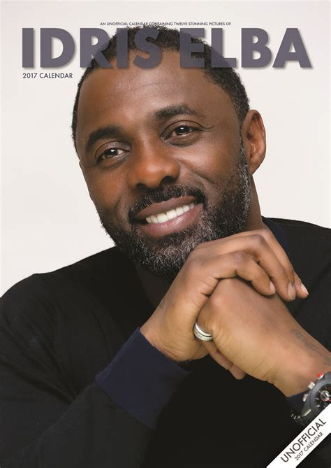 Idris Elba - Calendars 2021 on UKposters/Abposters.com
