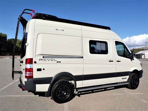 Taking full advantage of the proven 4x4 mercedes benz sprinter chassis, the revel's 3.0 litre turbo diesel puts 325 lbs ft of torque through an on demand 4wd system, complete with high and low range and hill descent mode for. 2018 New Winnebago Revel 44E 4X4 Sprinter Mercedes Turbo ...