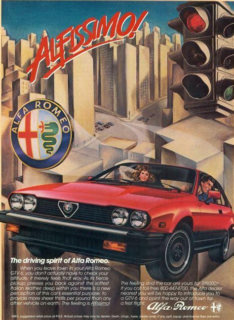 vintage alfa romeo logo 1984 alfa romeo gtv 6 by coconv on flickr chromjuwelen