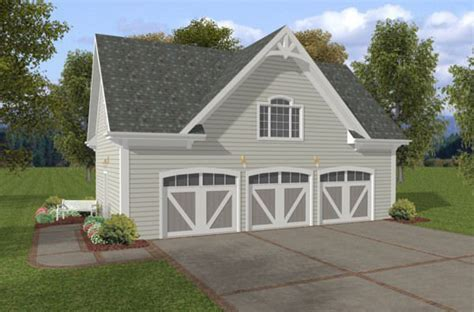 Country Garage-#alp-b-chatham Design Group House Plans