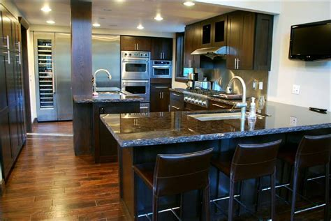 Gourmet Kitchen Designs   KITCHENTODAY