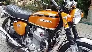 Honda 750 Four K1 Ann U00e9e 1971
