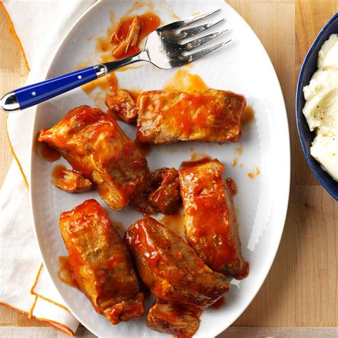 Super Easy Countrystyle Ribs Recipe  Taste Of Home