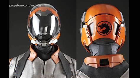 enders game spotlight  flash suit helmets youtube