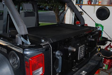 Tuffy Security Deck Jeep Jk by Tuffy Security Deck