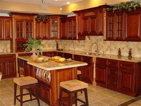 best paint colors for kitchens with cherry cabinets apoc