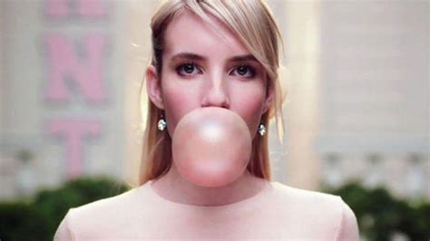 Emma Roberts Looks Killer in New 'Scream Queens' Teaser ...