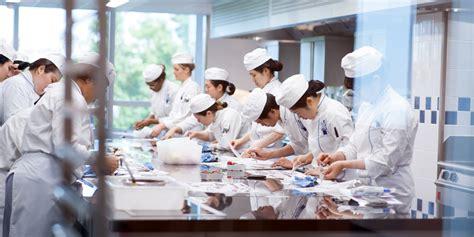 cordon bleu cours de cuisine un institut à la pointe de la technologie au pied de la