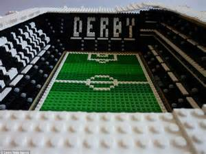 Lego meets Premiere League stadiums with thousands of the ...