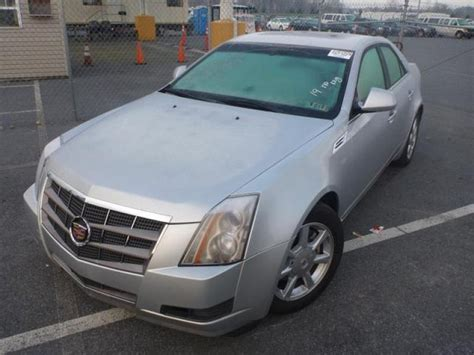 Cadillac Cts Sunroof by Cadillac Cts Bluetooth Leather Sunroof 2009 Used For Sale