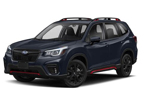 The base 2021 subaru forester has a manufacturer's suggested retail price (msrp) of $24,795. 2020 Subaru Forester Sport : Price, Specs & Review ...