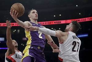 Injured Lonzo Ball to miss Lakers' Christmas game   The ...