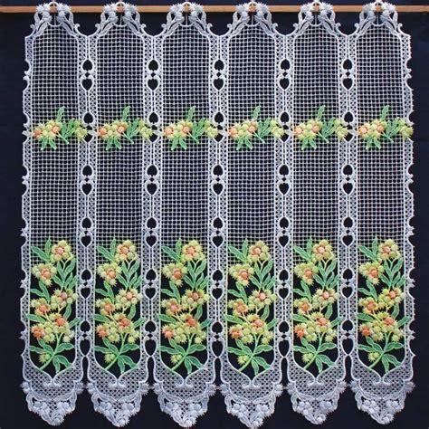 brise bise avec mimosas en macram 233 couleur