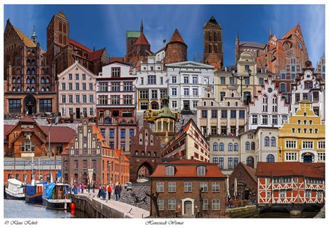 collage wismar wismar germany klaus kehrls flickr