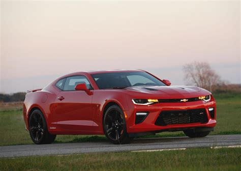 Hennessey Will Build You A 1,000-hp Camaro For The Price