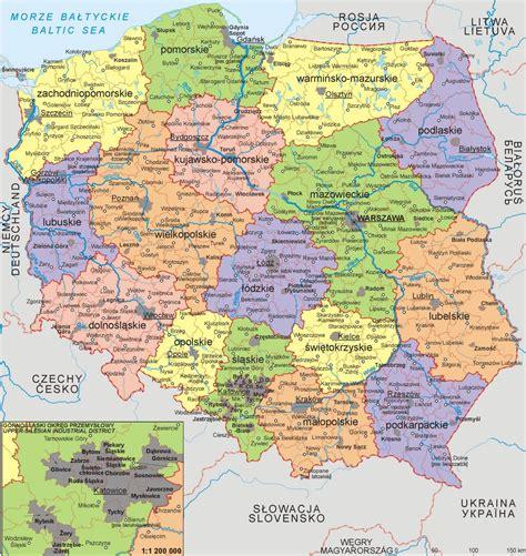 map  poland european dialogue
