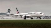 AIR FRANCE B787-9 Dreamliner (B789) departing from ...