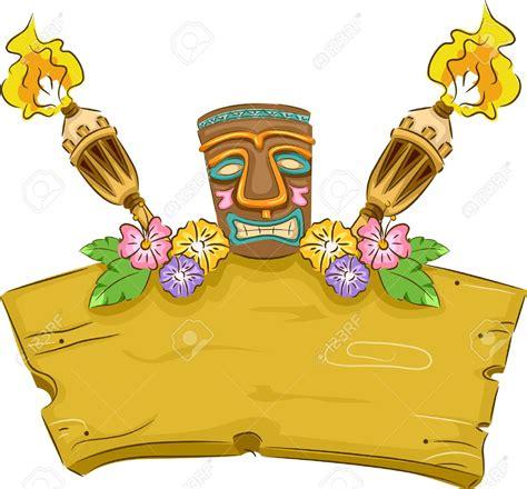hawaiian tiki clipart    clipartmag
