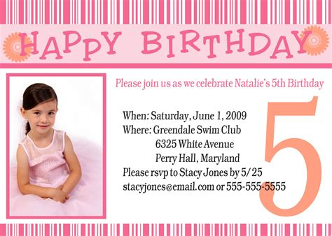 Sample Birthday Invitations  Portablegasgrillweberm. Newsletter Templates Photoshop. Samples Of Objectives For Resumes Template. List Of Homes For Sale By Owner Template. Power Point Slides Design Template. Sample Timeline Template In Word Template. Fake Auto Insurance Card Template. Free Business Letterheads. What Makes Up Culture Template