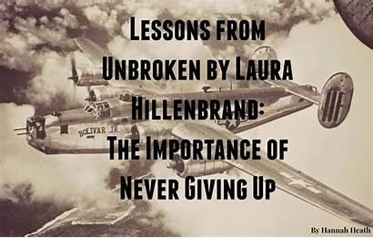 Unbroken Quotes Pain Quotesgram Laura Quote Lessons