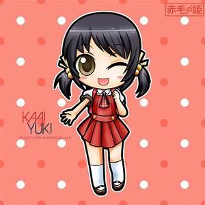 Vocaloid - Kaai Yuki by Akage-no-Hime on DeviantArt