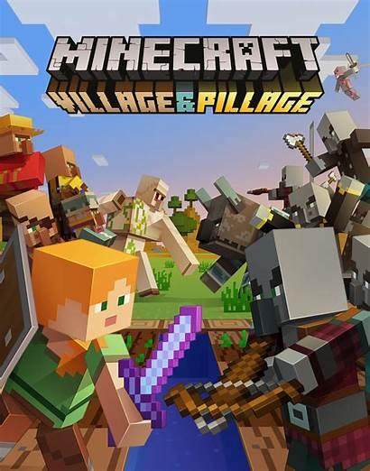 Minecraft Update Pillagers Villages Did Blocks Better